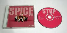 Stop Spice Girls 1998 CD Single 3 Dance Remixes Imported