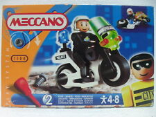 MECCANO CITY PLAY SYSTEM cod. 71 1100