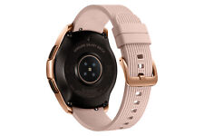 Samsung Galaxy 42mm Case SM-R810 Bluetooth Smartwatch - Rose Gold