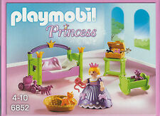 "Playmobil Princess Edition  ""Kinderzimmer mit rom. Bettchen"" 6852 - Neu & OVP"
