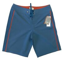 Quiksilver Men's Waterworks Boardshorts Beach Swim Trunk Dark Blue Size 30 36 40