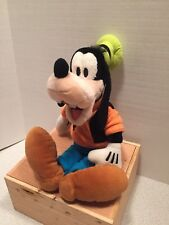 Walt Disney World Disneyland Parks GOOFY Plush Large Stuffed Animal