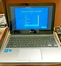 ASUS TP203N VivoBook Flip 12 Intel Pentium N4200 Processor 4GB Ram 1TB Hdd FAst!