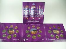 *** EURO KMS BENELUX 2006 BU Niederlande Belgien Luxemburg Kursmünzensatz ***