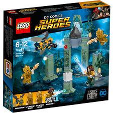 LEGO SUPER HEROES DC JUSTICE LEAGUE: BATTAGLIA di Atlantide 76085 NUOVO