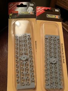 Faller #362 Plant Stones Concrete Landscaping Walls New 2-Packages HO Scale