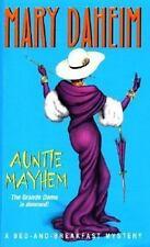 Auntie Mayhem (Bed-And-Breakfast Mysteries) Daheim, Mary Mass Market Paperback