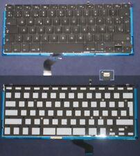 """Clavier Qwerty Espagnol APPLE MacBook Pro 13"""" Retina A1425 Rétro-éclairage NEUF"""
