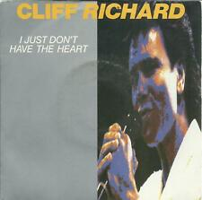 45 TOURS  2 TITRES / CLIFF  RICHARD  I JUST DON T HAVE THE HEART      B1
