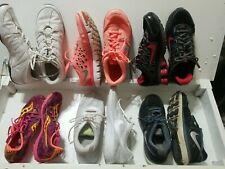 Junk Drawer Womens Nike Sports Tennis Shoes Resale Lot of 6 Pairs