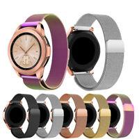 18mm For Fossil Q Venture HR Gen 4 Smartwatch Stainless Milanese Watch Strap