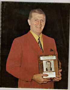 1969-70 South Carolina basketball guide Frank McGuire/Roche/Owens/Riker ACC14-0