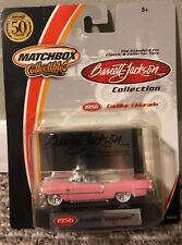 Matchbox Collectables Barrett-Jackson 1956 Pink Cadillac Eldorado 1/64 Diecast