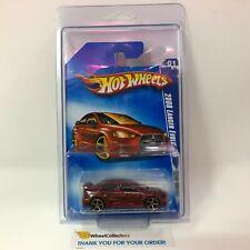 #7  2008 Lancer Evolution #127 * RED w/ FTE * 2009 Hot Wheels * HD3