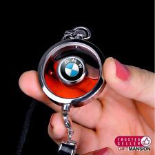 BMW Pendant Car Air Freshener Perfume Bottle Diffuser Mirror Charm