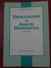 Esercitazioni di analisi matematica. Vol 1 / Fiorenza / Liguori