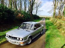 1985 E28 BMW M535I
