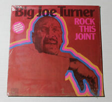 BIG JOE TURNER Rock This Joint LP Intermedia QS-5008 US M SEALED 4E