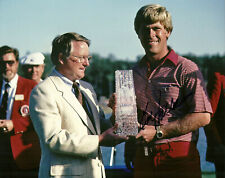 Hal Sutton Hand Signed 8x10 Photo Autograph Golf PGA Picture