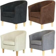 Linen Solid Modern Armchairs