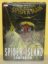 SPIDER-MAN: SPIDER ISLAND COMPANION HC - Mini-Series & Tie-Ins - SEALED Marvel