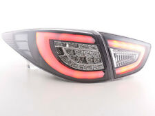 Rückleuchten Set LED Hyundai ix35 Bj. 2009- schwarz Rückleuchten Set LED Hyundai
