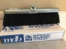 """Milwaukee Dustless Brush 214140 Speed Sweep 14"""" Floor Brush Broom NEW"""