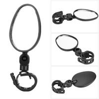 Adjustable Bicycle Handlebar Rearview Safety Mirror Back View Mountain Road Bike