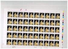 Christmas Traditional Madonna & Child Sheet of 50 UNOPENED MNH FV$16.00