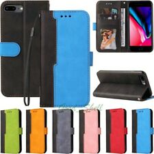 For iPhone 12 11 Pro Max XR SE 6S 7 8 Plus Wallet Flip Leather Phone Case Cover