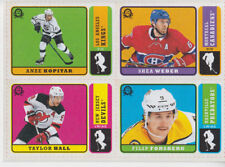 18/19 OPC Anze Kopitar - Shea Weber - Taylor Hall - Filip Forsberg Box Bottom