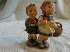 "Hummel Figurine, ""To Market"" Hum #49 3/0, 4"""