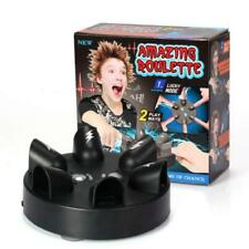 Electric Shocking Roulette with 2 Game Modes Up to 6 Players Party Drinking Game
