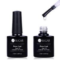 7.5ml No Wipe Base Coat Soak Off UV Gel& LED Nail Art Polish Varnish UR SUGAR