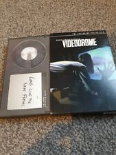 DVD ~ Videodrome ~ The Criterion Collection in Betamax Style Pack ~NTSC Region 1