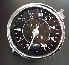 BMW ALPINA e9 3.0 CSI 2800 CS 2.5 CS Tachimetro fino a 300 km/h