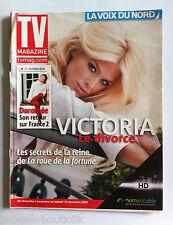 TV Rivista della 10/11/2007; Dorothee Intervista,il suo tornare su Francia 2 (2