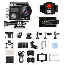Akaso Brave 4 HD 4K/30fps WIFI Sports Action Camera DVR Cam w/ Remote AU STOCK