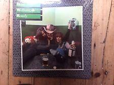 HANK WILLIAMS JR - Rowdy - Excellent Condition LP Record Elektra 6E-330