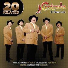 Los Cardenales de Nuevo Leon - 20 Kilates [New CD]