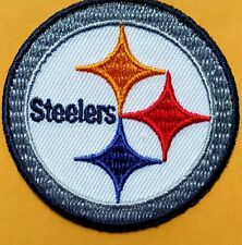 PITTSBURGH STEELERS   iron on  embroidered PATCH NFL FOOTBALL PATCHES   ...