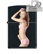 Zippo Sexy Girl Models Panties #5 Lighter with PIPE INSERT PL