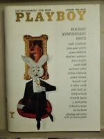 Playboy January 1966 * Very Good Condition (maybe better) * Free Shipping USA