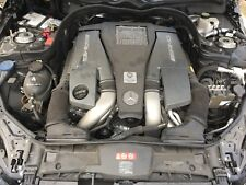 2015 Mercedes E63 CLS63 AMG Engine Motor with 25k Miles. AWD AMGS Warranty M157