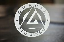 Brazilian Gracie Jiu-Jitsu Decal Stickers for Auto, Car Windows, Gear, Yeti