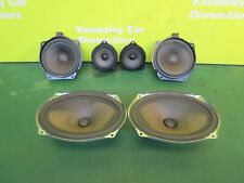 MINI ONE HATCH R56 3DR (06-10) SET OF SPEAKERS X 6