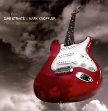 Dire Straits Mark Knopfler-la mejor de Dire Straits & Mark Kn (nuevo 2 Vinilo Lp)