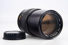 Minolta MC Tele Rokkor PF 135mm f/2.8 MF Telephoto Lens with Rear Cap V17