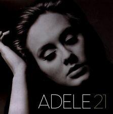 ADELE 21 (CD album) EX/EX XLCD 520 soul-jazz, piano blues, neo-soul, acoustic