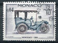 TIMBRE  MONACO N° 560   MERCEDES 1901